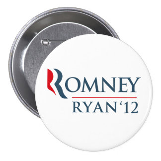 Romney Ryan 2012 Pins