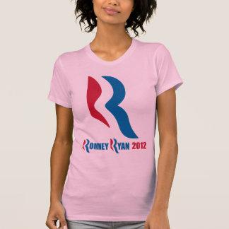 Romney Ryan 2012 Camiseta