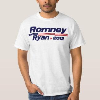 Romney Ryan 2012 Playera