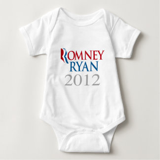 ROMNEY RYAN 2012.png Baby Bodysuit