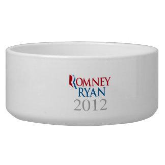 ROMNEY RYAN 2012.png Pet Food Bowl