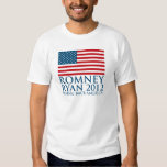 Romney Ryan 2012 Poleras