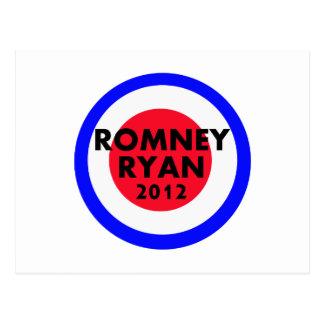 Romney Ryan 2012 Postcard