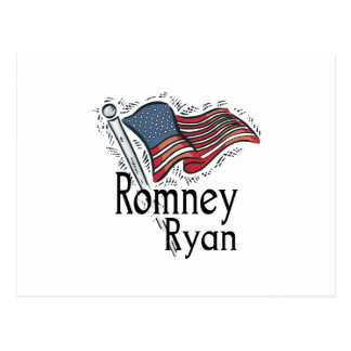 Romney Ryan 2012 Postcards