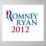 Romney/Ryan 2012 poster