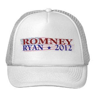 ROMNEY RYAN 2012 president Trucker Hat