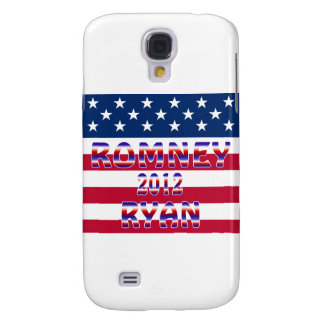 Romney Ryan 2012 Presidential Election Samsung Galaxy S4 Cover