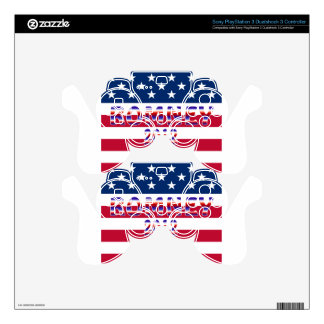Romney Ryan 2012 Presidential Election PS3 Controller Skin