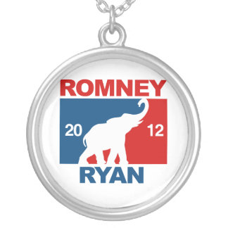 ROMNEY RYAN 2012 PROFESSIONAL ICON.png Personalized Necklace