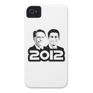 ROMNEY RYAN 2012 SPACE ODYSSEY iPhone 4 COVERS
