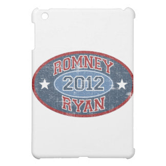 Romney Ryan 2012 sport vintage Cover For The iPad Mini