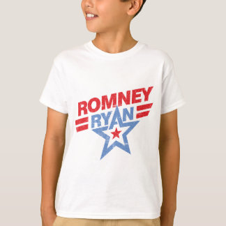 Romney Ryan 2012 star T-Shirt