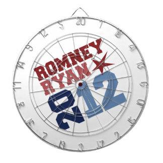 ROMNEY RYAN 2012 SWAY DART BOARD
