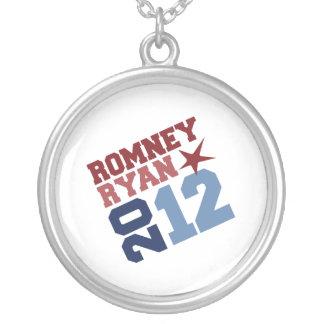 ROMNEY RYAN 2012 SWAY CUSTOM NECKLACE