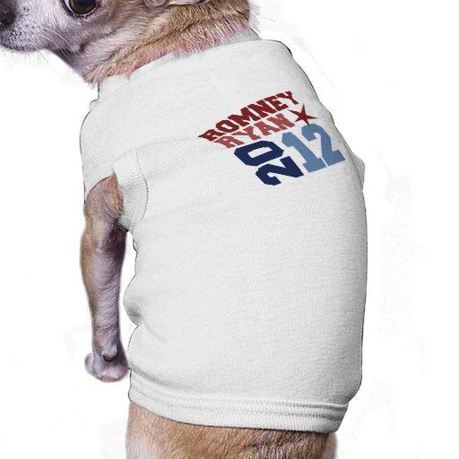 ROMNEY RYAN 2012 SWAY.png Pet Tee Shirt