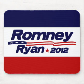 Romney Ryan 2012 Tapete De Ratón