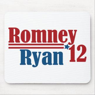Romney Ryan 2012 Alfombrillas De Raton