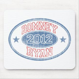Romney Ryan 2012 Tapetes De Raton