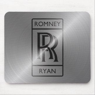 Romney Ryan 2012 Tapetes De Ratón