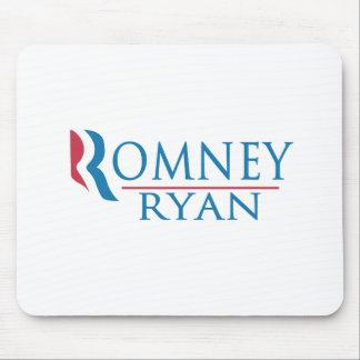 Romney Ryan 2012 Tapetes De Ratones