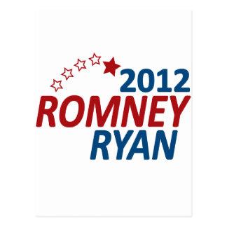 Romney Ryan 2012 Postal
