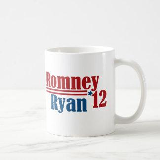 Romney Ryan 2012 Taza Clásica
