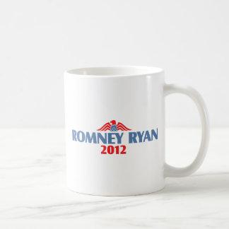 Romney Ryan 2012 Taza De Café