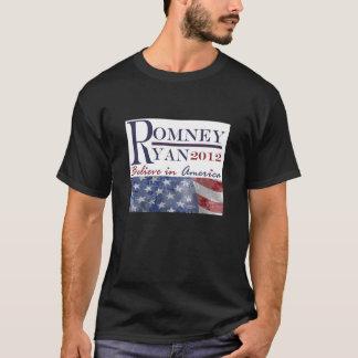 Romney - Ryan 2012 Tee Shirt