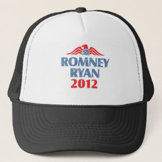 Romney Ryan 2012 Trucker Hat