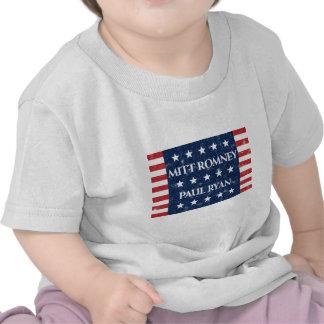 Romney Ryan 2012 Tee Shirts