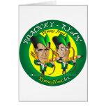 Romney Ryan 2 Archers Card
