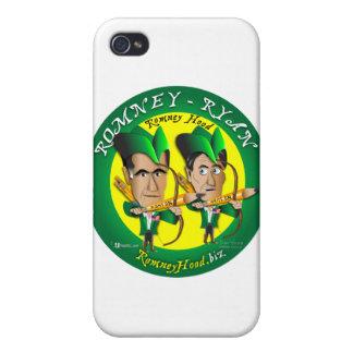 Romney Ryan 2 Archers iPhone 4 Cover
