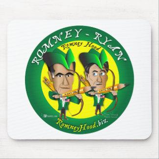 Romney Ryan 2 Archers Mouse Pad