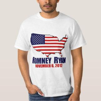 Romney Ryan American Election T-Shirt