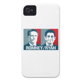 ROMNEY RYAN ART iPhone 4 Case-Mate CASES