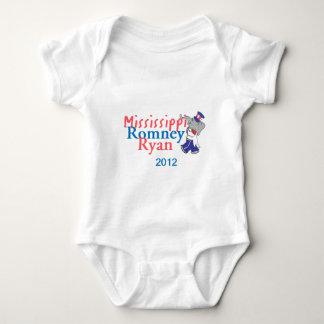 Romney Ryan Baby Bodysuit