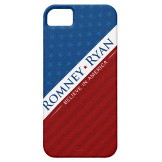 Romney & Ryan Believe in America Case iPhone 5 Covers