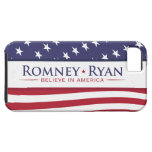 Romney & Ryan Believe in America iPhone 5 Case