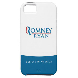 Romney Ryan Believe in America iPhone 5 Case