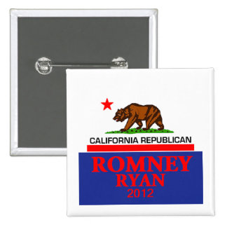 Romney Ryan Buttons