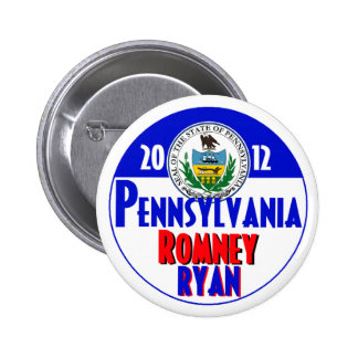 Romney Ryan Button
