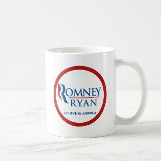 Romney Ryan cree en América redonda (la frontera Taza Clásica