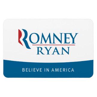 Romney Ryan cree en el imán de América Flexi
