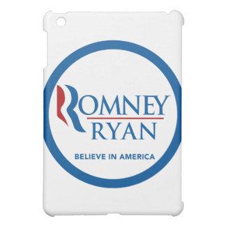 Romney Ryan cree en la frontera azul redonda de Am