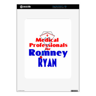 Romney Ryan Decal For The iPad