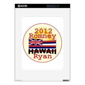 Romney Ryan Decals For The iPad