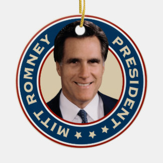 Romney-Ryan Double Sided Ornament