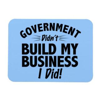 Romney Ryan - el gobierno no construyó mi negocio Iman De Vinilo