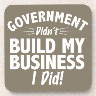 Romney Ryan - el gobierno no construyó mi negocio Posavaso