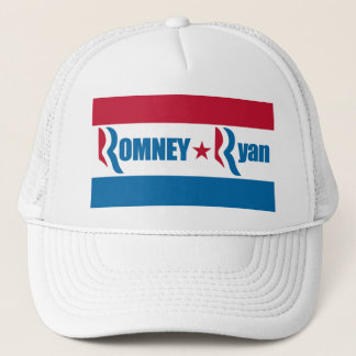 Romney Ryan Election 2012 Trucker Hat